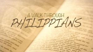 Philippians Youth Group Lesson