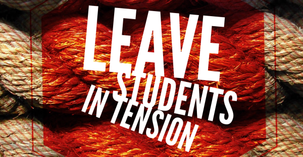 Leave Students in Tension