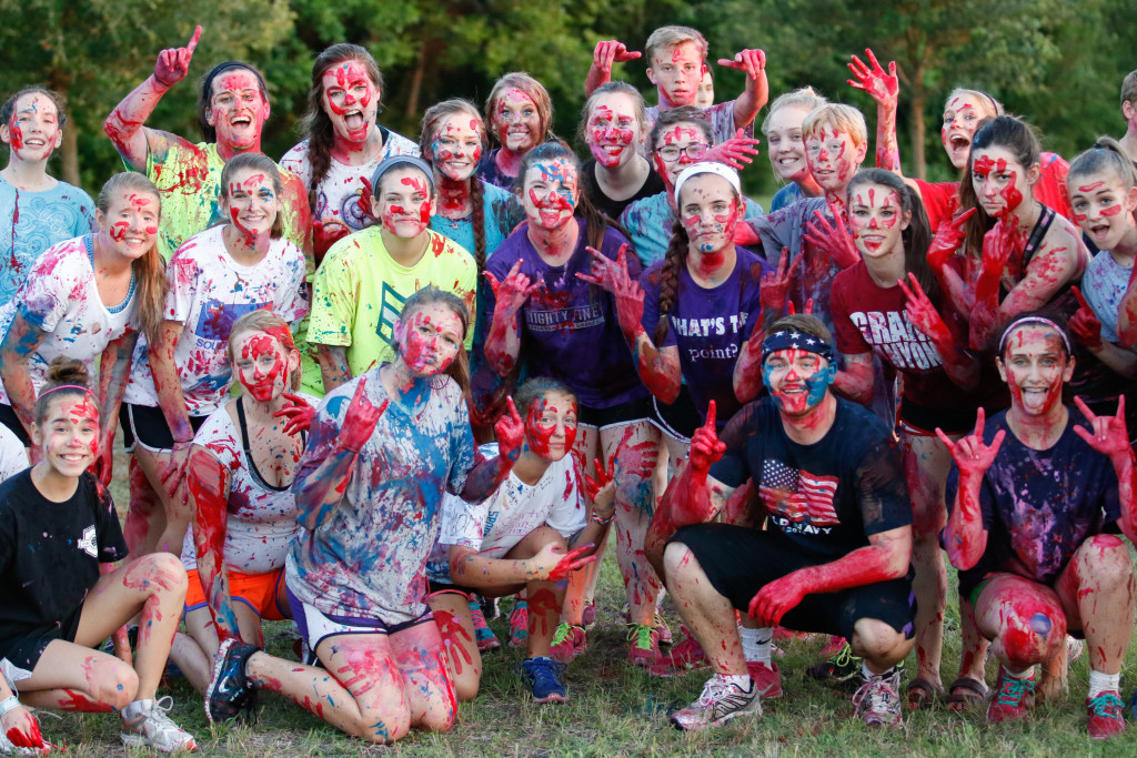Youth Ministry Paint War 4