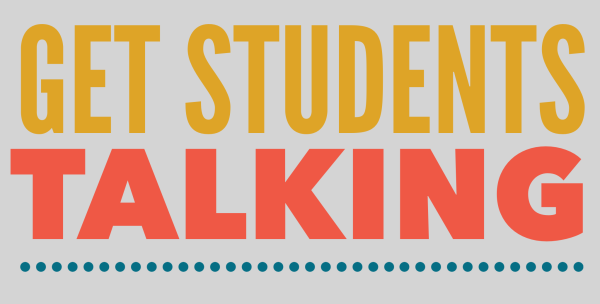 Get Students Talking